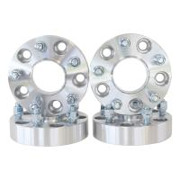 """Cheap 1.5"""" inch 5x5 Jeep Hubcentric Wheel Spacers   JK Wrangler 2013 2014 2015 for sale"""