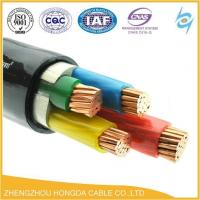Cheap New Product 1kv 4 Core 120mm2 Copper Conductor PVC Insulated Cable Manufacturer for sale