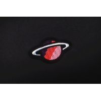 Cheap Custom Embroidered Iron On Patches No Minimum For Clothing for sale