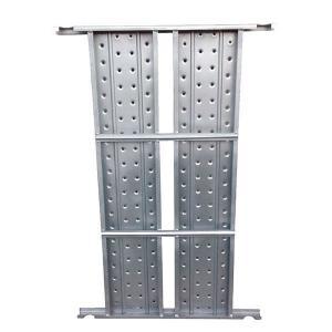 Cheap Q195 Steel Scaffold Boards  210/225/240/250mm Width EN74 BS1139 Standard for sale