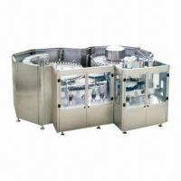 Cheap 3-in-1 High-speed Filling Packing Machine with 36,000 Bottles/Hour Maximum Output for sale