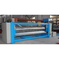 China 2.5 M Two Roll Fabric Calender Machine For Textiles Thickness 3-200mm on sale