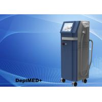 Cheap Multifunction Beauty 808nm Diode Laser Hair Removal Machine , Body / Face / Leg Hair Removal Machine for sale