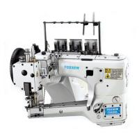 Cheap 4 Needle 6 Thread Feed-off-the-arm flat Seaming Machine FX6200 for sale