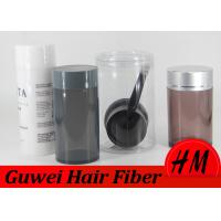 Light Brown Color Hair Thinning Fibers Refill Bag 25g Natural Plant Ingredient Manufactures