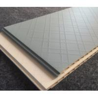 Buy cheap wpc decorative /ceiling board WPC floor Dubai Pvc Wood Ceiling Sheet Manufacture from wholesalers