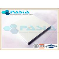 Quality Office Use Lightweight Ceiling Panels Edge Exposed PE Polyester Powder Coated wholesale