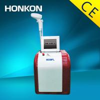 Vertical 808nm Diode Laser Hair Removal Equipment 300w Laser Power