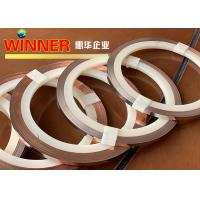 Cheap Convenient Welding Copper Nickel Strip 0.08 - 0.30 mm Thickness Small Resistance for sale