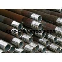 China Mining Wireline 8mm Drill Rod / Extension Drill Rods Tapered Threaded on sale