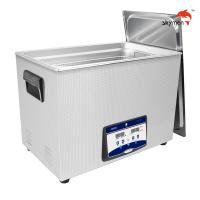Cheap Hardware Fitting Ultrasonic Cleaning Machine 38L Big Power 720W for sale