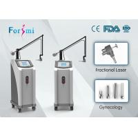 Cheap 40W CO2 laser machine with fractional mode and cutting mode for any skin problem for sale