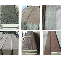 Heat insulation PU Composite Panel/facade wall panel Manufactures