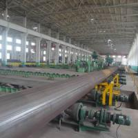 Cheap Beveled LSAW Pipe, API 5L, SCH 30, 12M for sale