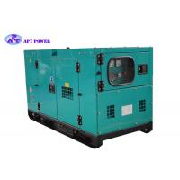 Buy cheap Kubota Diesel Engine Generator Set / Industrial Diesel Generators 20kVA Prime from wholesalers