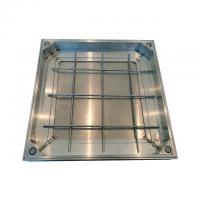 Cheap Fire Rated Manhole Cover Aluminum and Stainless Steel Material 600mm*600mm Size for sale