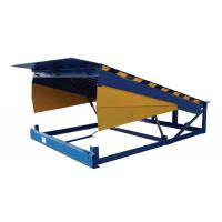 Buy cheap 10ton Hydraulic dock leveler for warehouse from wholesalers