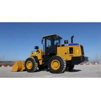 Cheap 3ton SEM wheel loader SEM632D 1.8cbm bucket loader for construction for sale