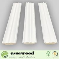Cheap Afforable Timber Primed 8 Inch Crown Moulding for Ceiling Decoration for sale