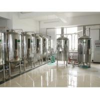 Craft beer brewing equipment 500L/day Manufactures