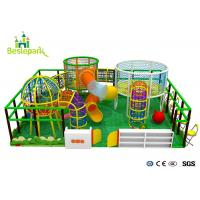Cheap Soft Giant Indoor Playground , Family Fun Indoor Playground For 2 Year Old for sale