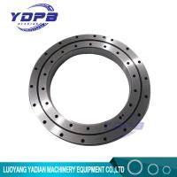 Cheap XSU140644Single-row Crossed Roller Slewing Ring Bearings 574x714x56mm Cross roller slewing rings pictures for sale