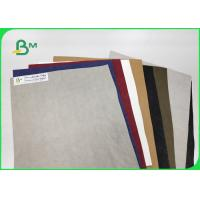 Buy cheap Red & Grey Color Sewable Fabric Paper 0.88mm Degradable For DIY Flowerpolt from wholesalers