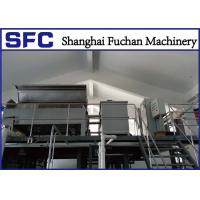 Cheap Rotary Drum Sludge Thickening System For Paper Making Wastewater Treatment for sale