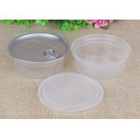 Cheap 180ml PP Products Custom Plastic Products Jelly Packaging Recyclable for sale
