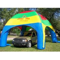 Cheap 20ft Inflatable Dome Canopy Spider Tent with CE blower for sale