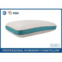 Cheap Anti Bacterial Comfort Revolution Cool Gel Memory Foam Pillow For Summer , Queen Size for sale