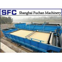 Cheap Sludge Dewatering Dissolved Air Flotation Equipment For Dairy Wastewater Treatment for sale