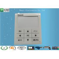 Quality Custom Membrane Switches Touch Sense Membrane Keypad With PET PC Overlay wholesale