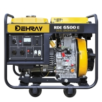 Cheap 5KVA Single Phase AVR Lightweight Portable Generator for sale