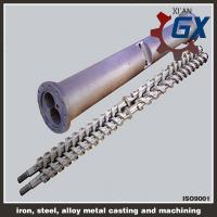 China thread rod nema17 280mm tr8 8mm acm leadscrew on sale