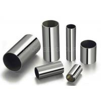 Cheap Weld Seamless Stainless Steel Tubing Round Shape With Corrosion Resistance for sale