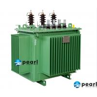 Cheap Hermetically Sealed , Compact Size , Oil Distribution Transformer , Auxiliary Transformer , 10.5KV - 3000KVA for sale