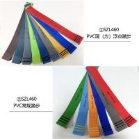 Cheap Red Or Green Floor Tile Accessories PVC Step Floating Point / Regular for sale