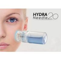 Cheap Aqua Gold 0.6mm Microchannel MESOTHERAPY Tappy Nyaam Nyaam Fine Touch for Hyaluronic Acid Essence for sale