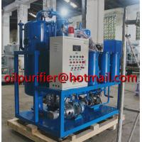 Cheap double-stage vacuum transformer oil regenerative system,dielectric oil acidity or sludge cleaning machine,decolor,degas for sale