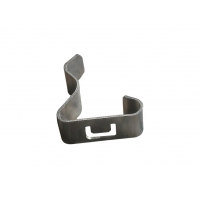 Cheap Metal Spring Clips Stainless Steel Stamping Parts OEM 0.5mm Thickness for sale