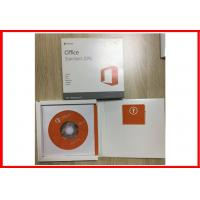 Buy cheap Original Key Microsoft Office 2016 Standard DVD + Key Card English Version from wholesalers