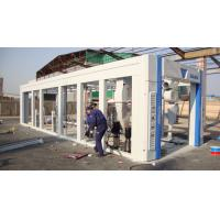 Cheap Reliable Swing Arm Design Tunnel Car Wash Equipment Small Space Occupation for sale