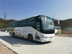 Cheap Left Steering Airbag Chassis WP Engine 220kw Used Passenger Bus 50 Seats Used Yutong Bus For Sales Model Zk6119 for sale