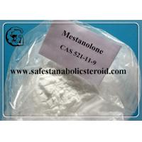 Cheap Legal CAS 521-11-9 Raw Testosterone Powder Mestanolone Male Enhancement Steroids for sale