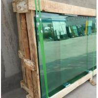 China 3+0.38PVB+3,insulating glass, color green, double glazing unit, laminated glass, double pane, glazing, 5 + 5A + 5 mm, on sale