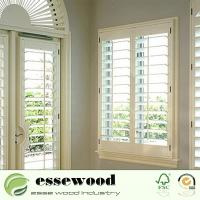 Cheap Exterior/Interior Operable Louver Composite PVC Plantation Shutters for sale