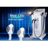 Cheap Ce Certificated Ipl Laser Equipment 2000w , Clinic Face Hair Temoval Machine for sale