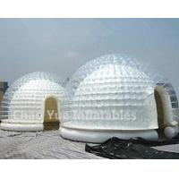 Cheap High Quality Clear Inflatable Bubble Dome Camping Tent for sale for sale