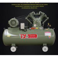 Cheap Mobile Air Compressor Low Noise , High Efficiency Portable Electric Air Compressor for sale